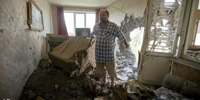 HRW noemt raketbeschietingen in Oekraïne oorlogsmisdaden