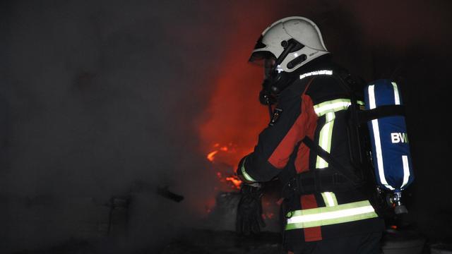 Uitslaande woningbrand in Bergen op Zoom