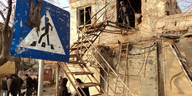 Doden door bomaanslag in Kunduz