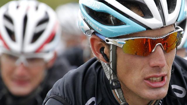 Schlecks mogelijk in Giro d'Italia in 2012