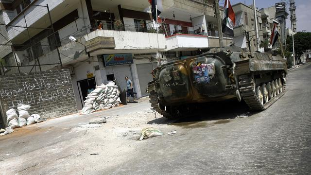 Opnieuw doden door geweld Syrië
