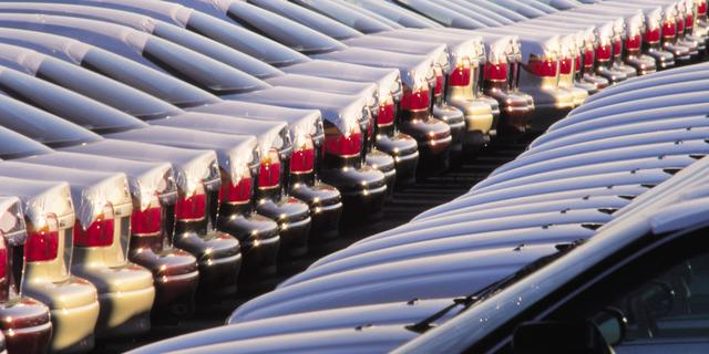Ruim miljoen nieuwe auto's in 2011 en 2012