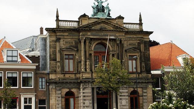 Teylers Museum stevent af op bezoekersrecord