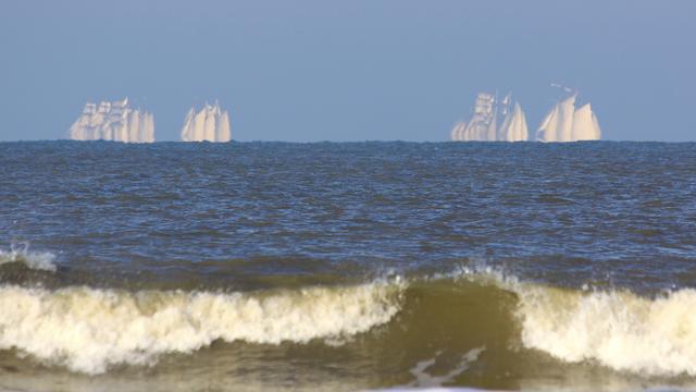 Afname dode zones in zee