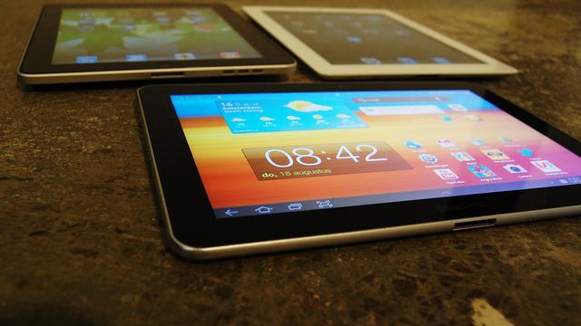 Australische lancering Galaxy Tab weer uitgesteld door Apple