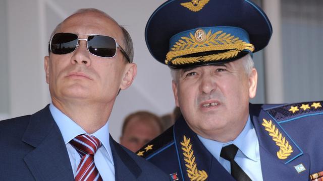 Poetin wil kabinet in maart herschikken