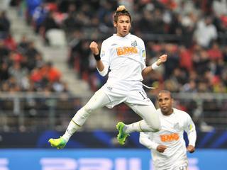 De Braziliaanse topclub is duidelijk een maatje te groot voor Kashiwa Reysol, de kampioen van Japan.