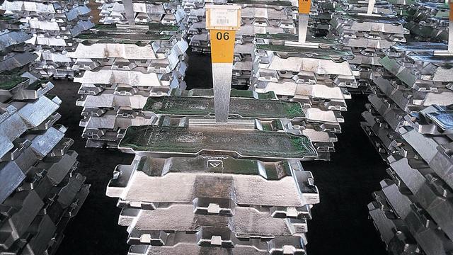 Cijfers eerste kwartaal meevaller voor aluminiumbedrijf Alcoa