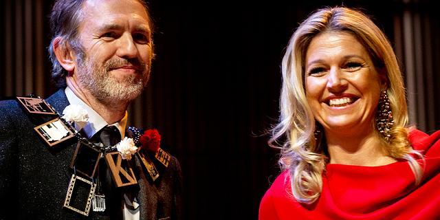 Sylvie van der Vaart benijdt prinses Máxima om creaties