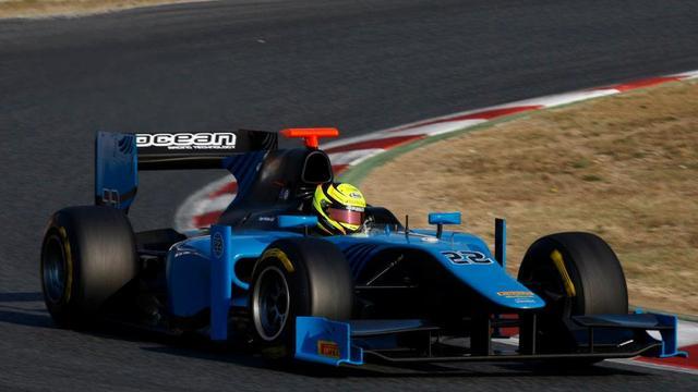 Nederlander Melker rijdt voor Ocean Racing Technology in GP2