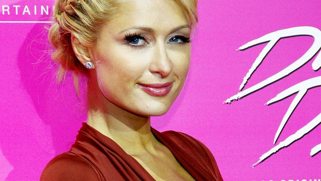 Paris Hilton in Nederland
