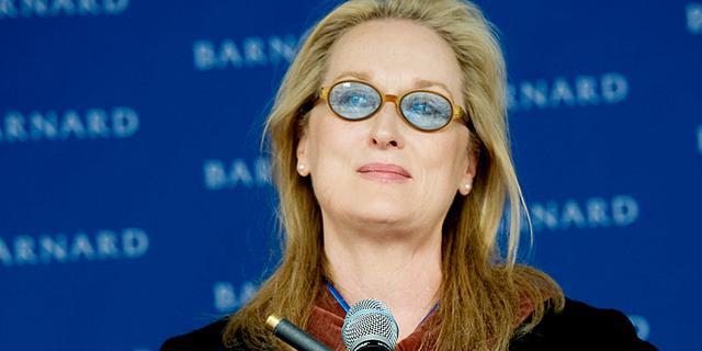 Meryl Streep 'oudste covergirl' Vogue