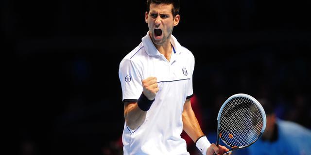 Djokovic en Kvitova 'wereldkampioenen' van 2011