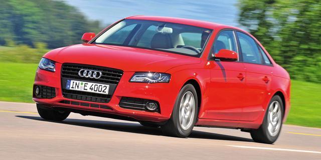 Audi verwacht Mercedes dit jaar in te halen