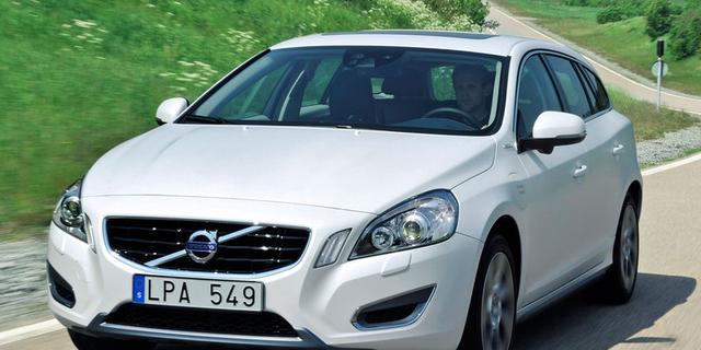 Prijs Volvo V60 Plug-in Hybrid bekend