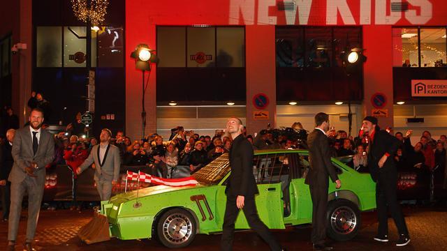 New Kids Nitro in Duitse bioscopen