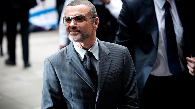 George Michael herstelt goed van longontsteking