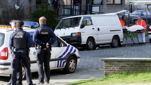'Vermoedelijke ETA-leden in België opgepakt'