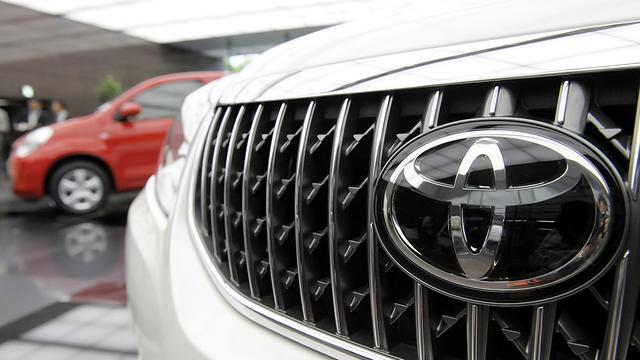 Toyota verlaagt verkoopdoelstelling