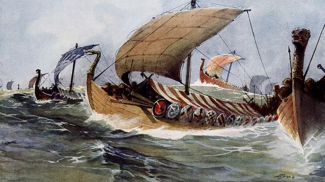 'Vishandel tussen Vikingen en rest Europa al zeker duizend jaar oud'