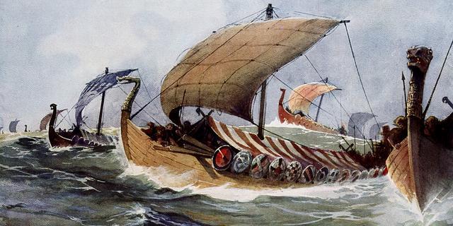 Schot vindt gouden en zilveren voorwerpen uit Noormannentijd