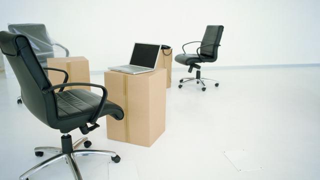 Rijk gaat kantoormeubels hergebruiken