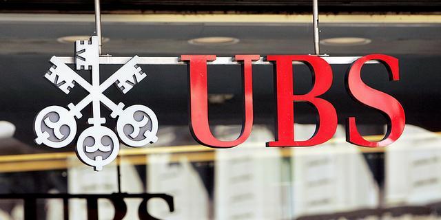 Zwitserse bank UBS ziet winst toenemen