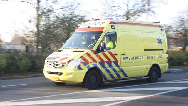 Fietser zwaargewond geraakt na val op Mortiereboulevard