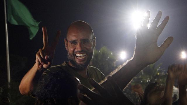 Zoons Kaddafi verlaten Bani Walid