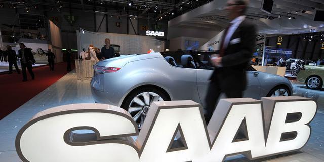'Saab in 2014 weer winstgevend'