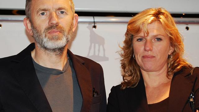 Bono naar Amsterdam voor prijs Anton Corbijn