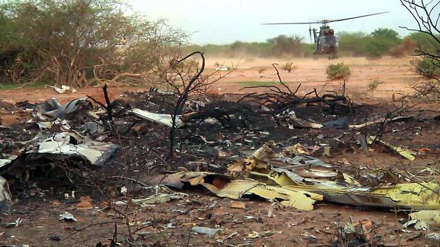 'Vluchtrecorder vliegramp Mali onbruikbaar voor onderzoek'