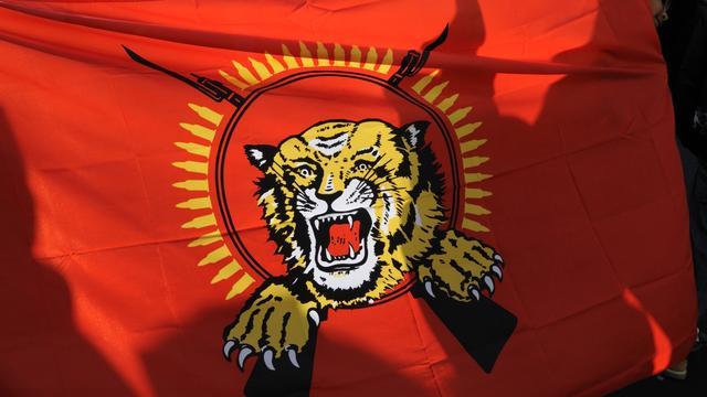 'Gemeenten gewaarschuwd voor Tamil Tijgers'