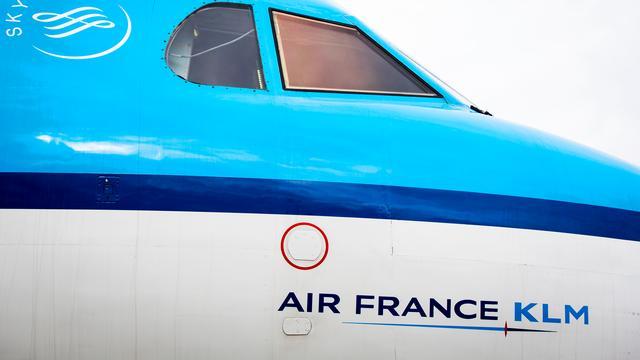 'Kritiek op topmannen Air France-KLM'