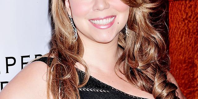 Mariah Carey werkt aan figuur