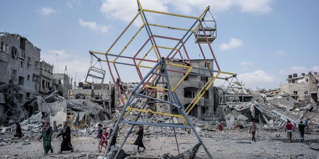 Oproep tot verlenging gevechtspauze Gaza