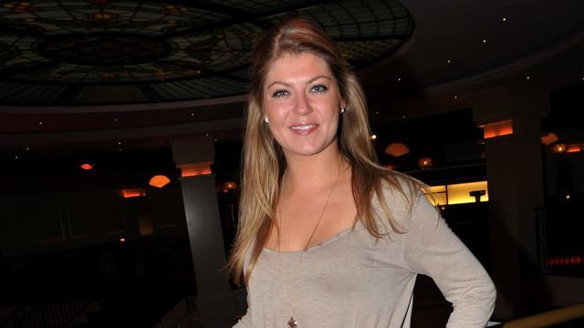 'Gooisch meisje' Pauline Wingelaar bevalt zeven weken te vroeg