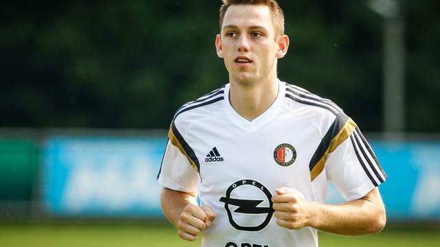 'Feyenoord akkoord met Lazio Roma over transfer De Vrij'