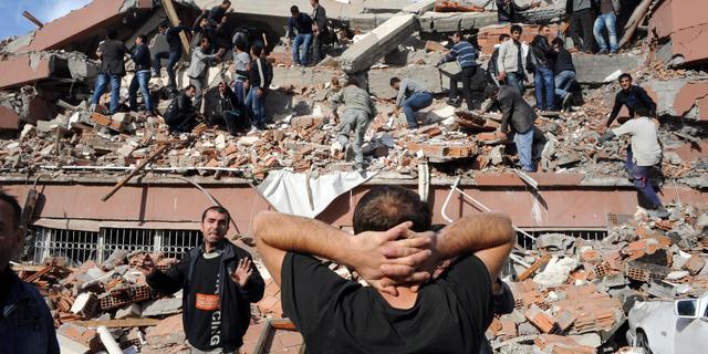 Tropische cyclonen veroorzaken aardbeving