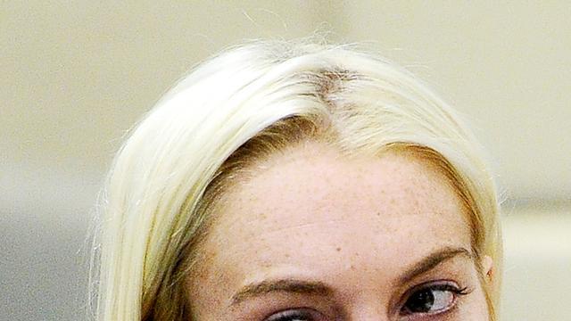 Lindsay Lohan riskeert weer gevangenisstraf