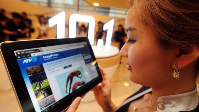 Galaxy Tab blijft voorlopig verboden in Duitsland