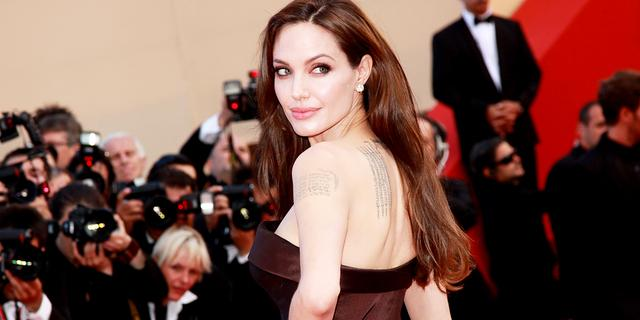 Angelina Jolie heeft weinig vriendinnen