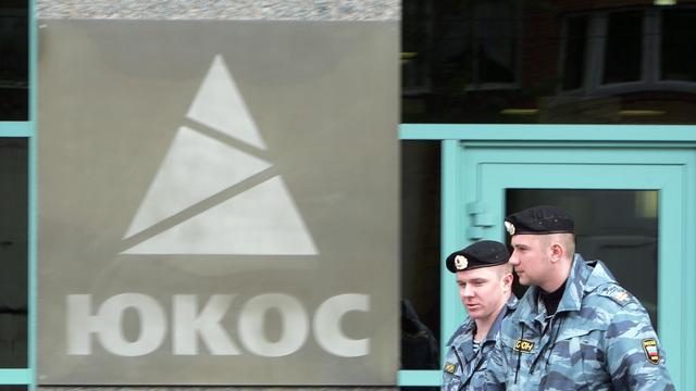 Rusland moet aandeelhouders Yukos miljarden betalen