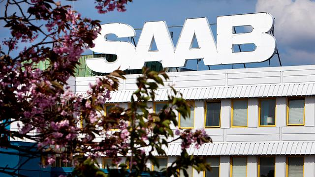 Saab verkocht