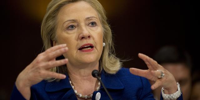 Clinton pessimistisch over Arabische Lente