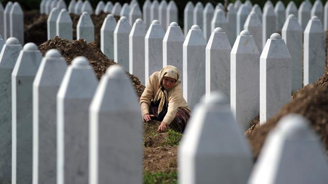 Arrestaties in Servië voor genocide in Srebrenica