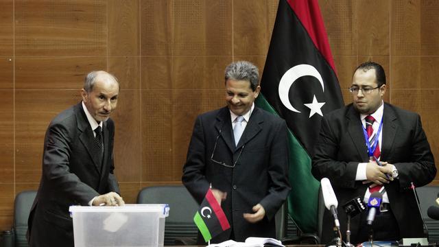 NTC maakt namen regering Libië bekend