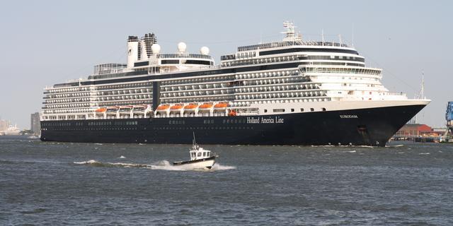 Buikgriep op cruiseschip Veendam