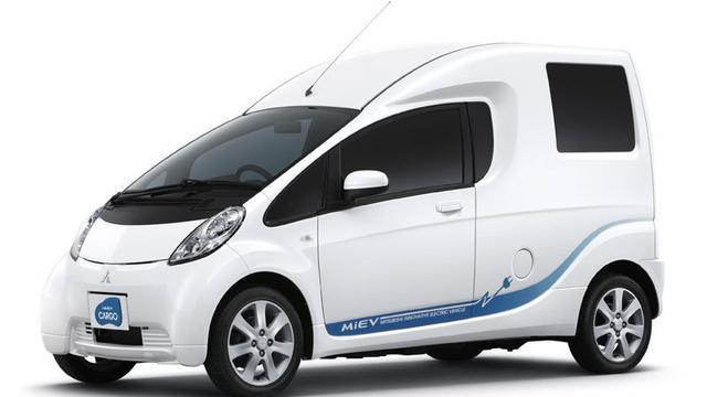 Mitsubishi levert EV Suzuki