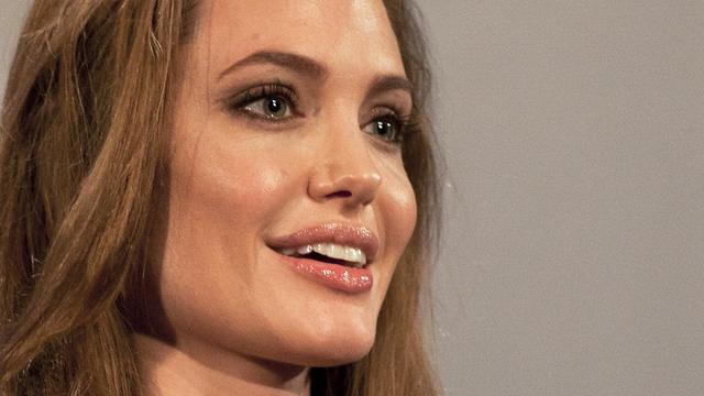 Angelina Jolie is blij dat ze nog leeft